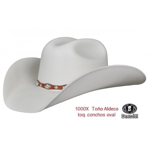 Sombrero 1OOOx Toño Aldeco