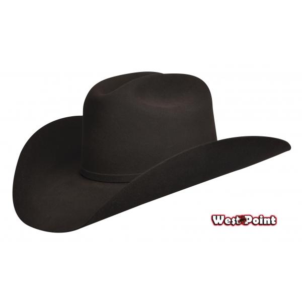 TEXANAS - 5Ox Pelo de Castor   Conejo - West Point Hats - Sombreros ... 7ac35d7cbe7