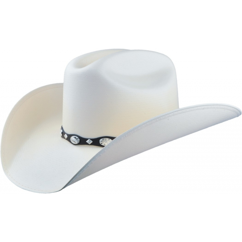 52b95bf0f55ae Sombrero 1OOx Cowboy Blanco - West Point Hats - Sombreros West Point ...