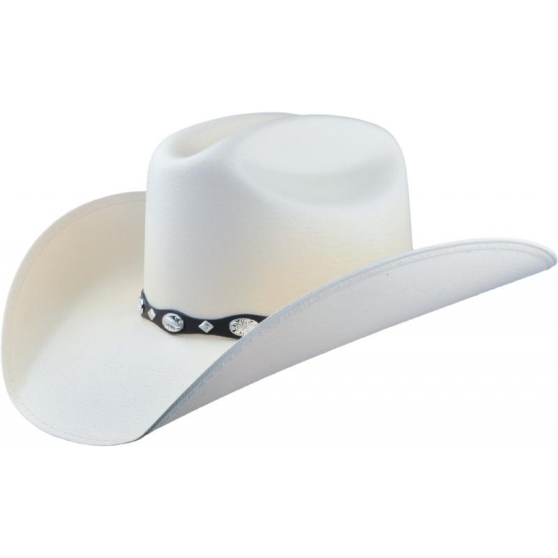 Sombrero 1OOx Cowboy Blanco