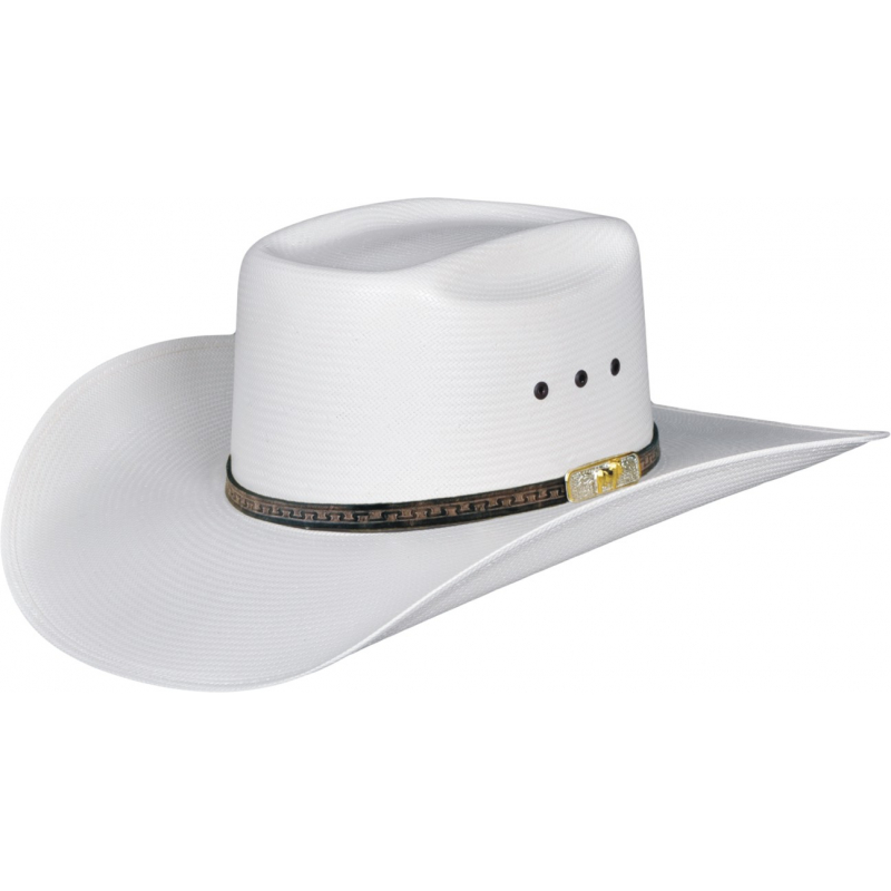f4a6bbb19d6c2 Sombrero 1OOx Rodeo Blanco - West Point Hats - Sombreros West Point ...