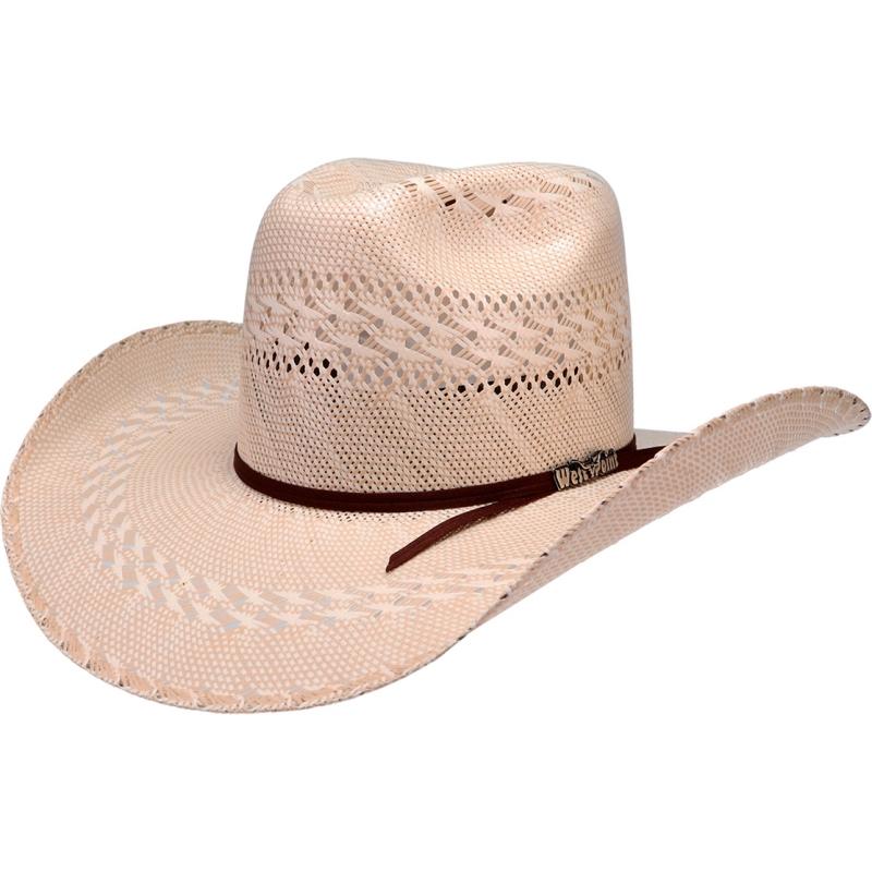 Sombrero 100x Randado Line Roper