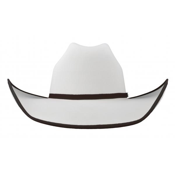 Texana Buffalo 6x Ribeteada