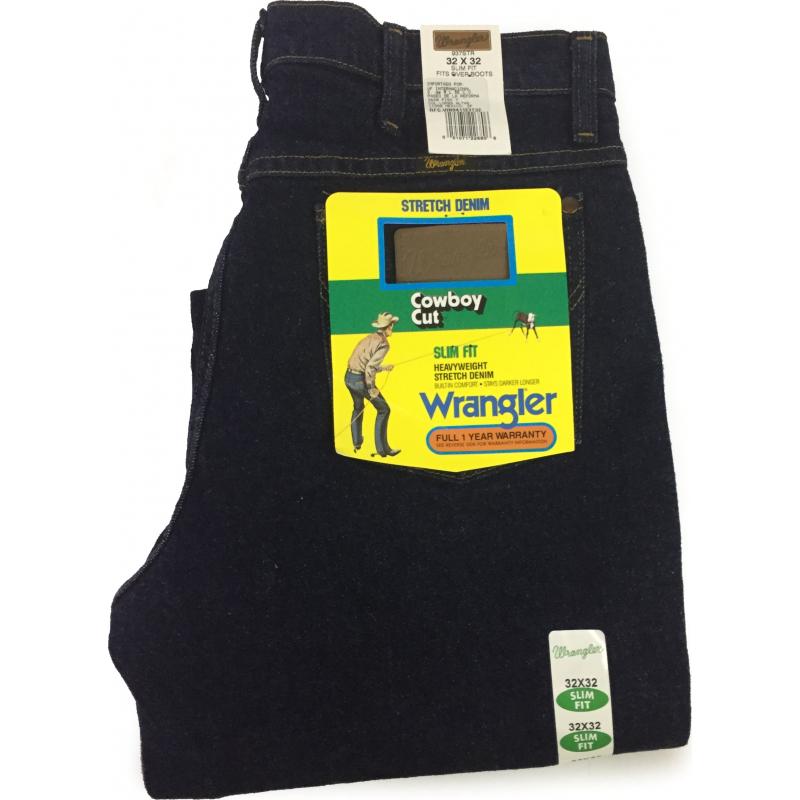Pantalón Wrangler Mezclilla