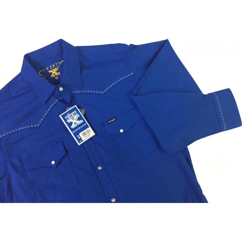 Camisa 2Ox Wrangler