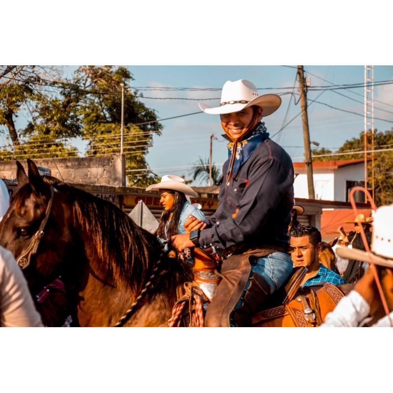 Sombrero Buffalo 1OOx Blanco
