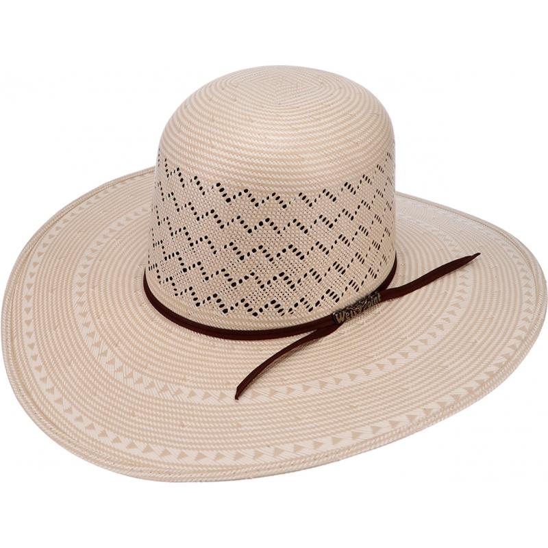 Sombrero 100x Bicolor Open Crown Plano