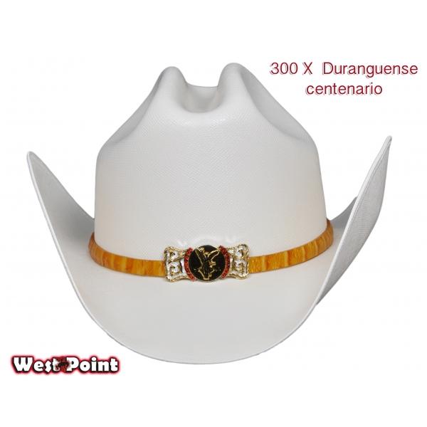 Sombrero 3OOx Duranguense Centenario